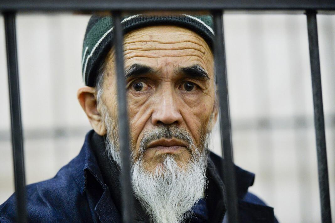 69 år gamle Azimjon Askarov kjempet for rettighetene til den usbekiske minoriteten i Kirgisistan