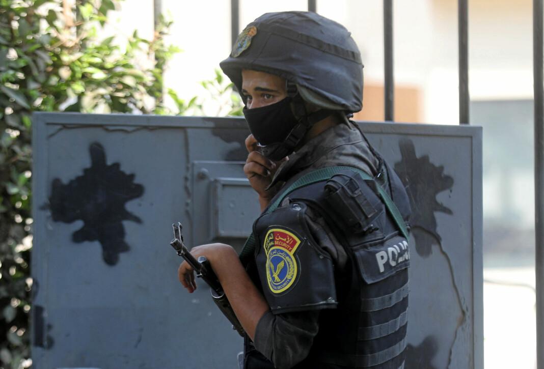 En domstol i Kairo konkluderte mandag med at kvinnene hadde krenket offentlig moral.