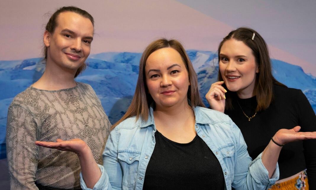 Med visuell radio og nasjonale serier skal NRK Sápmi nå de unge