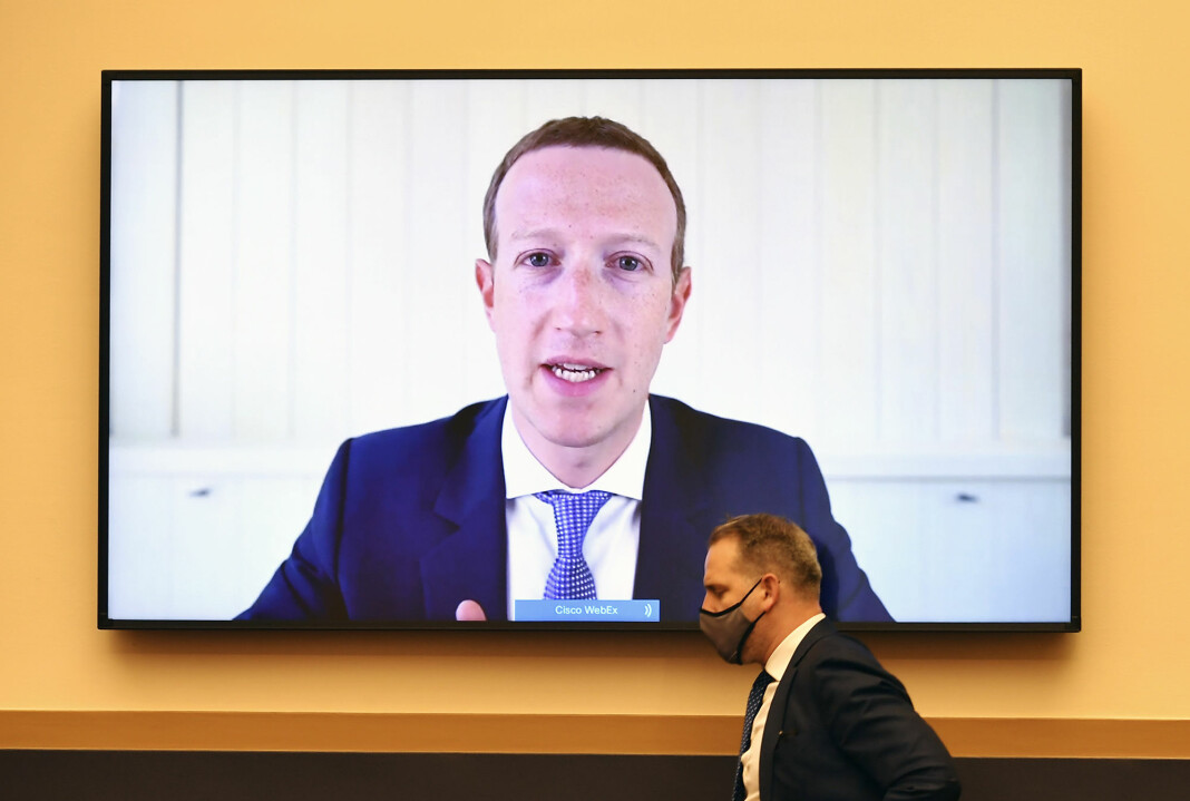 Facebook-sjef Mark Zuckerberg har grunn til å være fornøyd med resultatet for andre kvartal.