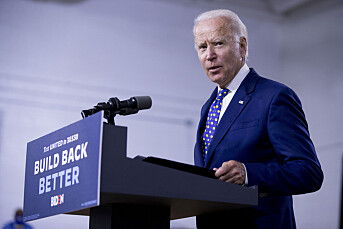 Joe Biden har satt av 280 millioner dollar til reklame