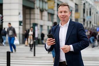 Øystein Solvang overtar som kommunikasjonssjef i NPE