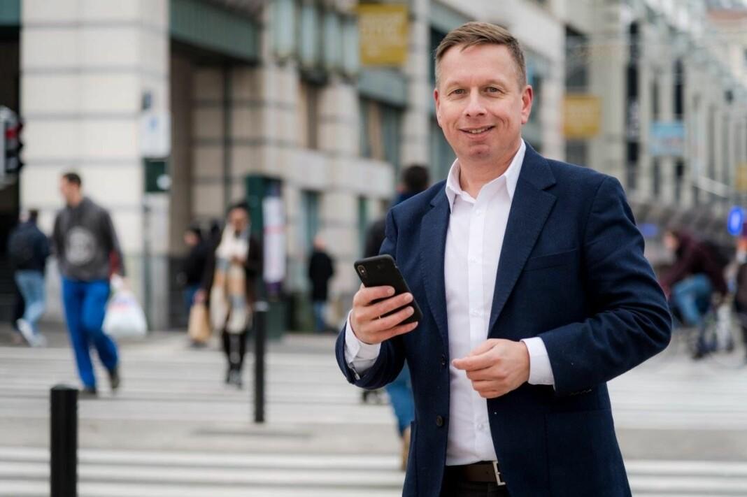 Tidligere NRK-journalist Øystein Solvang er ny kommunikasjonssjef i Norsk pasientskadeerstatning.