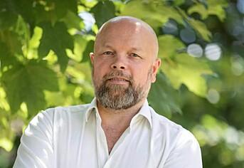 Jarle Hetland, kommunikasjonssjef i ESA.