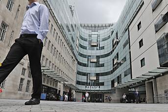 BBC beklager bruken av et rasistisk slangord