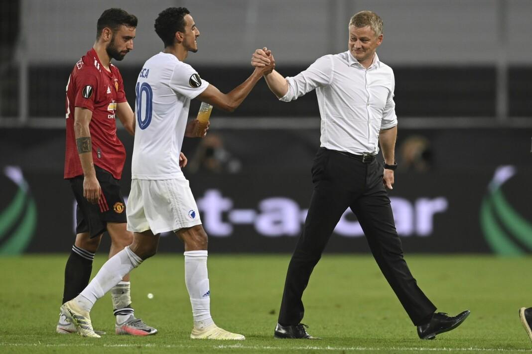 Manchester United-manager Ole Gunnar Solskjær dro mange seere til TV 2 mandag.
