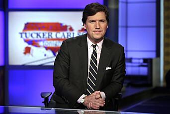 Tucker Carlson og resten av Fox News lanseres i Europa