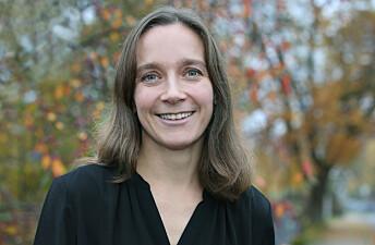 Heidrun Reisæter, teknologidirektør i NRK.