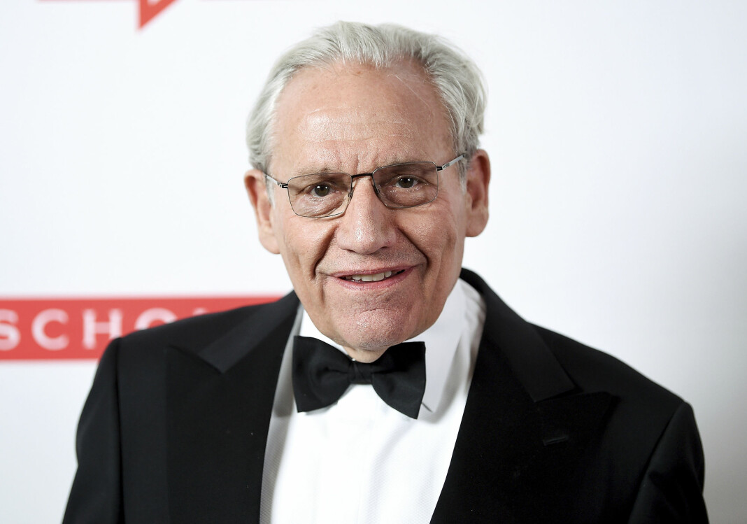 Bob Woodward er blant USAs fremste politiske journalister og er trolig aller mest kjent for Watergate-avsløringen, som til slutt førte til Richard Nixons avgang.