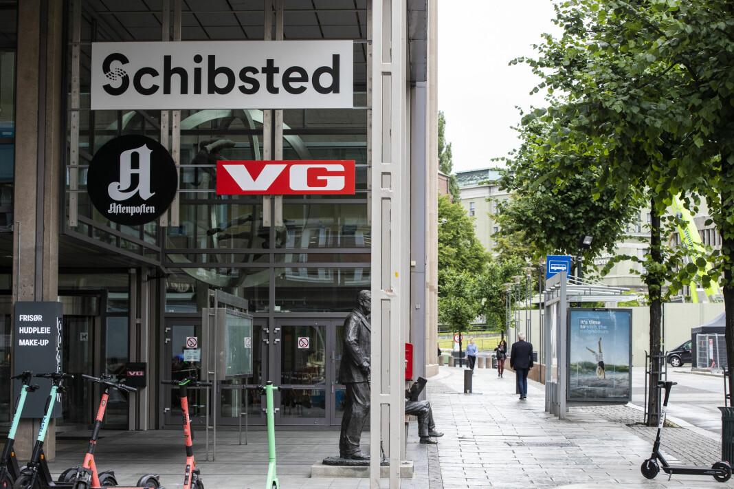 Schibsted, som blant annet eier VG og Aftenposten, har vært utsatt for et stort datainnbrudd.