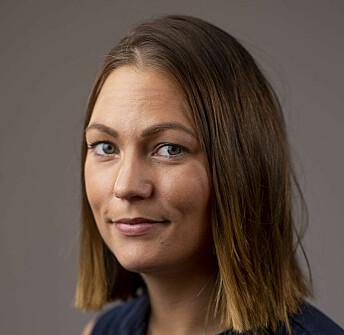 Line Cecilie Vågen.