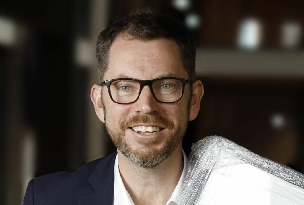 Sjefredaktør Bjørn K. Bore i Vårt Land sier at mediehuset jobber med en utredning der de undersøker muligheten for å starte en TV-kanal med en tydelig kristen profi.