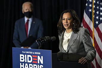 Newsweek beklager kronikk om Kamala Harris' valgbarhet