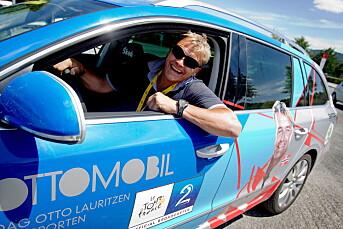 TV 2 planlegger Tour-dekning fra Oslo: – Vi tør ikke sende Dag Otto ned, han er en klemmer