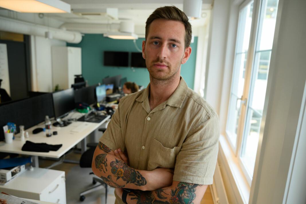 Aftenposten/E24-journalist Ole Alexander Saues innsynskrav til Helse- og omsorgsdepartementet viste seg å bli problematisk.