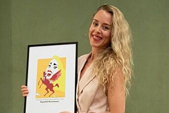 Hestenesprisen til Morgenbladet-spaltist Ragnhild Brochmann