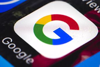 Store problemer med Googles tjenester
