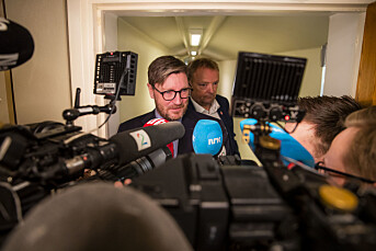 Christian Tybring-Gjedde klager BT inn til PFU for «brunskvetting»-kommentar