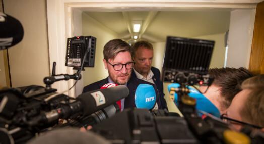 Christian Tybring-Gjedde klager BT inn til PFU for «brunskvetting»-kommentar