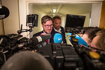 BT-kommentar om striden i Oslo Frp gikk fri, men PFU reagerte på avisas forsøk på å «omdefinere brunskvetting»