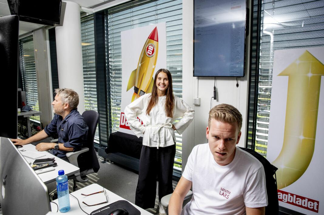 Hege Varsi er ansatt som redaksjonssjef desk i Dagbladet.