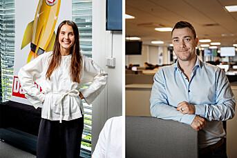 Dagbladet ansetter to nye redaksjonssjefer