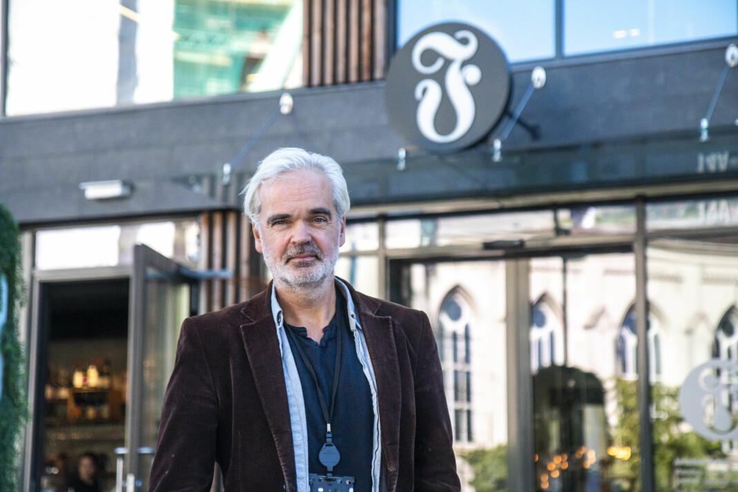 – Folk får mene hva de vil, men jeg tror vi lager bedre journalistikk enn noen gang, sier sjefredaktør Eivind Ljøstad.