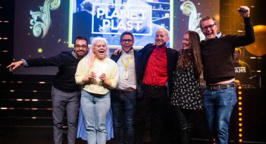 MBL holder prisutdeling: Kutter drastisk i publikum