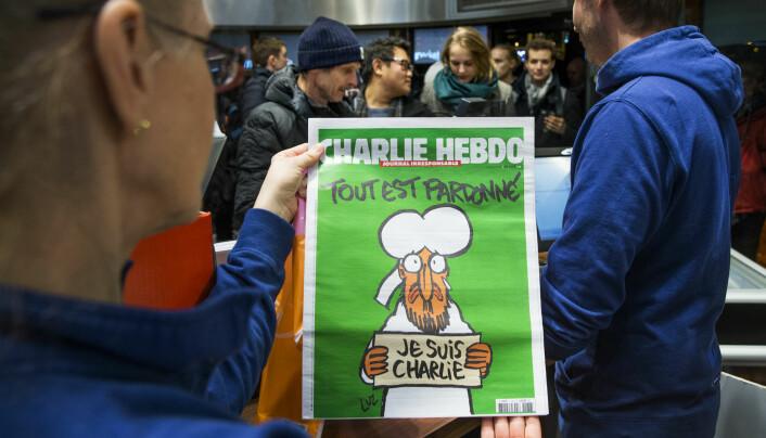 Charlie Hebdo trykker Muhammed-tegningene på nytt før terrorrettssak