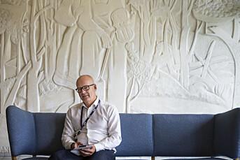 NRK-sjefen er koronasmittet