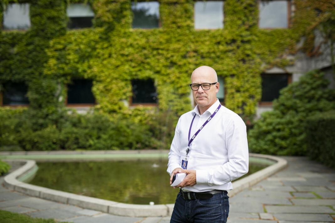 Kringkastingssjef Thor Gjermund Eriksen mener NRK må være tydeligere på hva midlertidig ansatte kan forvente.