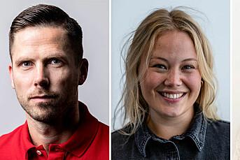Disse er nye ledere i Bergens Tidende