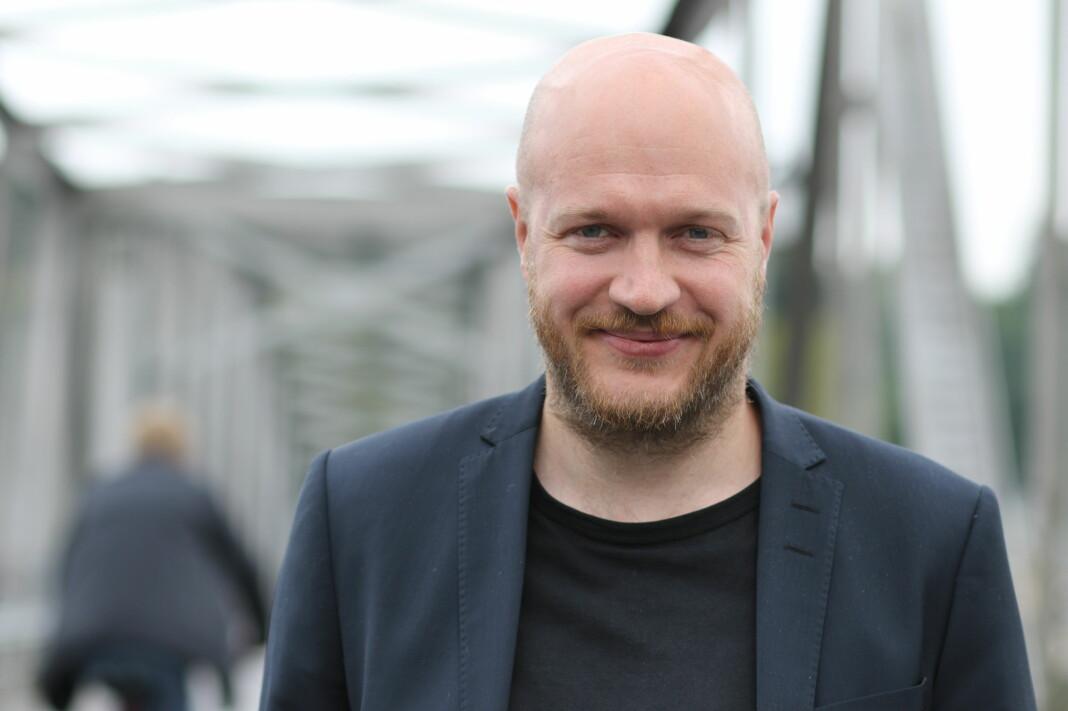 Bjørn Inge Salberg Rødfoss har fått jobben som administrerende direktør og ansvarlig redaktør i EUB.