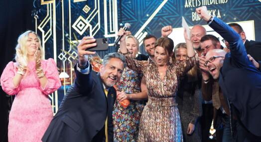 Lokalavis slo ut riksmediene: Budstikka er Årets mediehus