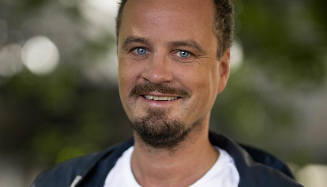Journalist og huslingvist Paal Uvaag i Morgenbladet fikk fredag NTBs språkpris.