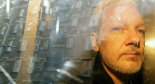 Skjebnedag for Assange