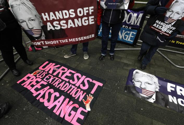 Skal de neste ukene avgjøre om Wikileaks-grunnlegger Julian Assange blir utlevert til USA
