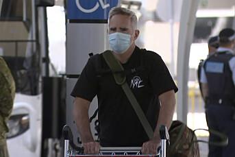 Australske journalister hentet hjem fra Kina etter diplomatisk dragkamp