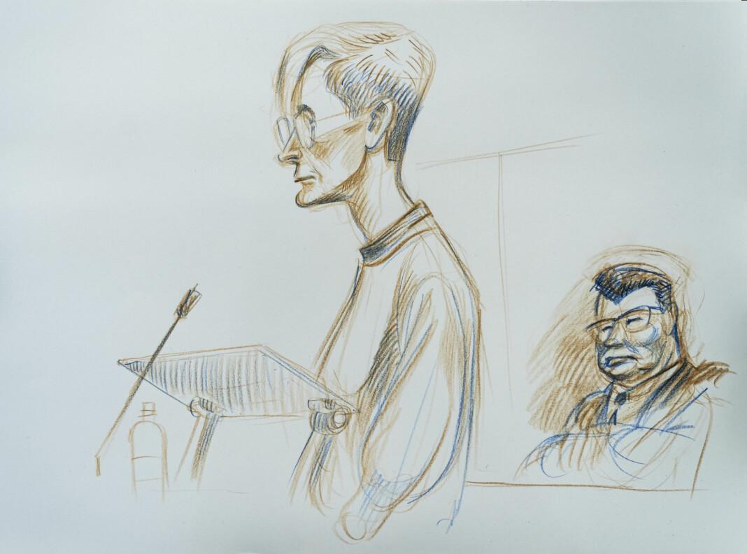 Et privat bilde av Laila Anita Bertheussen er igjen tilgjengelig via NTB. Byrået har også tegner tilstede i rettssaken mot Bertheussen, som startet tirsdag.