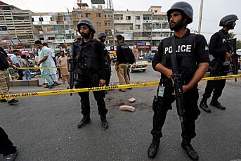 FN advarer om journalist-drap i Pakistan