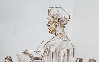 Bertheussen bekrefter i retten: Var anonym kilde for flere medier