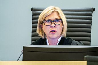 Opptaksforbud skal ha blitt brutt: Dommer truer med å stenge video fra Bertheussen-saken