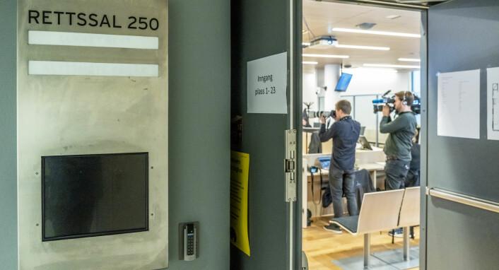 Skulle på toalettet og la fra seg hodetelefoner: VG publiserte lyd fra Bertheussen-saken
