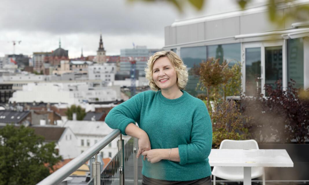 Ingrid Indseth blir produktsjef i DN