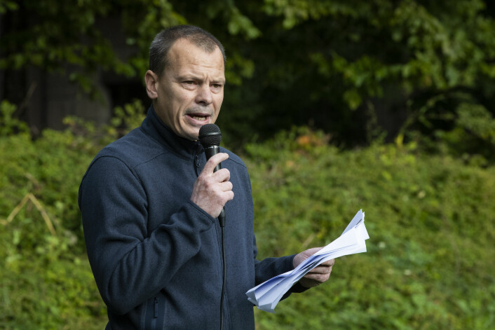 Josimar knallhardt ut mot Floberghagen i PFU-tilsvar: – Uredelig framstilling