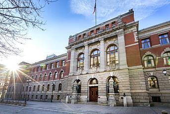 Kun 4 prosent av norske dommere svarer «helt enig» på at mediene ofte dekker rettssaker på en fullstendig og nøyaktig måte
