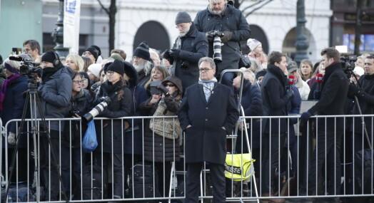 Skulle diskutere medienes rolle – sendte journalistene på dør