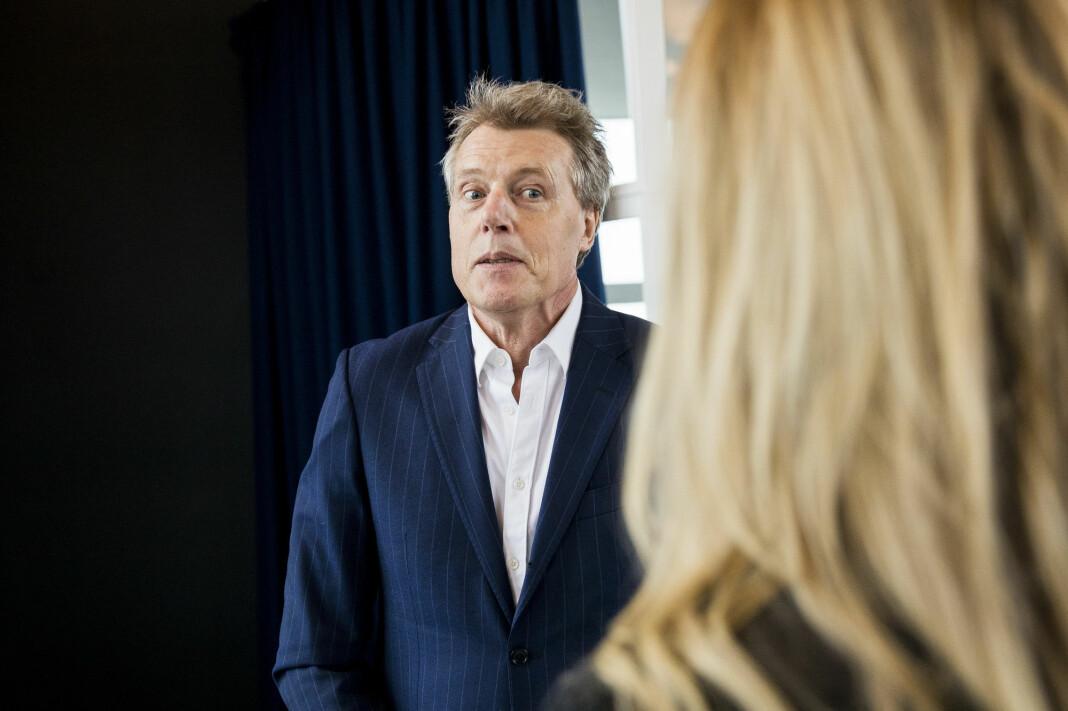 Konsernsjef Dag Sørsdahl i Aller Media kan måtte vente en stund til på avgjørelse om pressestøtte-klagesaken.