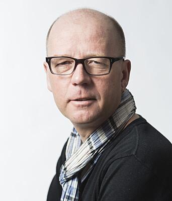 Forsker Morten Bøås ved Nupi forsker blant annet på konsekvensene EUs migrasjonspolitikk.