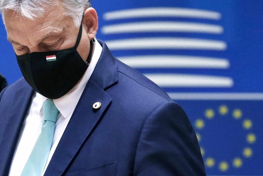 Pressefriheten lider stadig trangere kår i statsminister Viktor Orbans Ungarn.